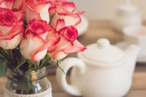 Как сохранить свежесрезанные розы